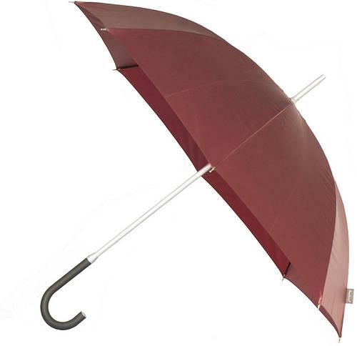 Оригинальный механический зонт-трость EuroSCHIRM Kompliment W109, W109-KME/SU16458 бордовый