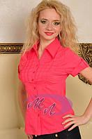 Блузка MAL-3156 (только сирень)