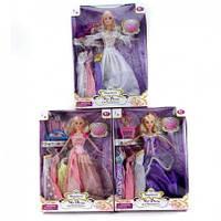 Кукла типа Барби с нарядами в коробке