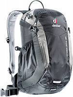 Велорюкзак Deuter Cross Bike 18 black/silver (32074 7400)