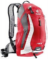 Велорюкзак Deuter Race fire/white (32113 5350)