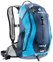 Велорюкзак Deuter Race X midnight/turquoise (32123 3306)