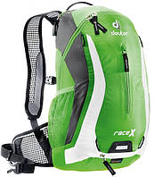 Велорюкзак Deuter Race X spring/white (32123 2141)