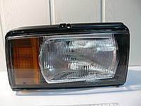 Фара правая желтая с указателем поворота ВАЗ 2104, 2105, 2107 (пр-во Формула света)