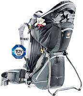 Рюкзак-переноска для детей Deuter Kid Comfort 3 black/granite (36524 7410)
