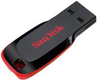 Flash Drive Sandisk USB Cruzer Blade 8 GB Black Red
