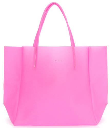 Силиконовая сумка POOLPARTY Gossip soho-gossip-pink розовая