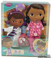 """Кукла """"Доктор Плюшева"""" Doc McStuffins  со сменной одеждой GPH90145"""