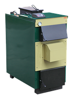 Твердотопливный котел ТИВЕР КТЕ-30 (30кВт, 300м2, вентилятор, контролер)