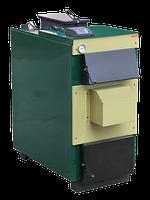 Твердотопливный котел ТИВЕР КТЕ-40 (40кВт, 400м2, вентилятор, контролер)