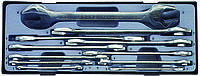 Набор ключей рожковых 11 пр. Force T5111