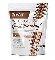 Protein Good Morning 700g OstroVit WPC80.eu (Капучино)