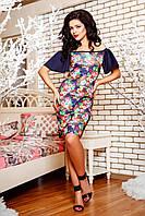 Женское платье в цветы Эрика А1 Медини 42-44 размер