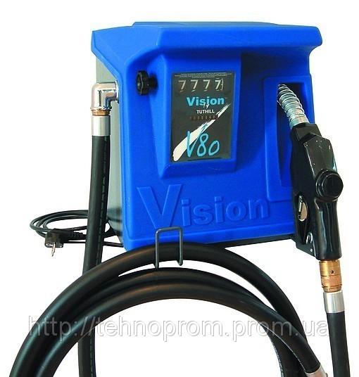 Насосы для заправки и перекачки дизельного топлива