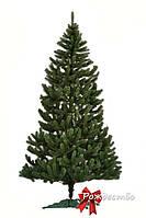 Искусственная елка литая Люкс 220 см