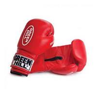 Боксерские перчатки Zees Green Hill (KBZ-2062)