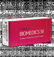Контактные линзы на 3 месяца Bimedics 38
