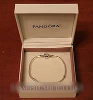 Браслет Pandora Пандора серебряное украшение на руку серебро 925 в футляре