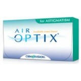 Акция!Контактные линзы Air Optix for Astigmaism 3+1