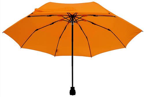 Механический складной зонт EuroSCHIRM Light Trek 3029-OR/SU17691 оранжевый