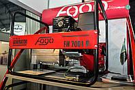 Бензиновый генератор Fogo FH 7001 (6,4 кВт), фото 1
