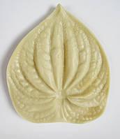Молд  М03 Лепесток антириума  р-р 14*12,5 см для фоамирана и глины