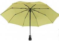 Прочный механический складной зонт EuroSCHIRM Light Trek 3029-LG/SU17162 салатовый