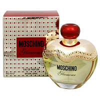 Женская парфюмированная вода Moschino Glamour, 100 мл