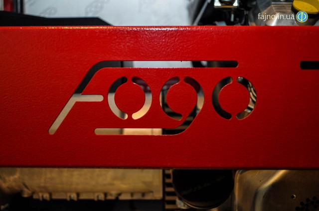 Бензиновая 3 фазная электростанция Fogo FV 10000 E