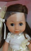 Элегантная испанская Кукла невеста ручной работы, ароматизирована