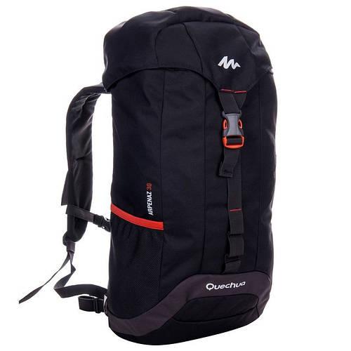 Рюкзак туристический Quechua ARPENAZ 30 л  черный, 649862