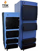 Стальной сварной твердотопливный котел Pro Tech ТТ-30 Smart MW