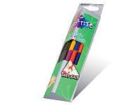 Цветные карандаши marco 24 цвета Grip-rite двухсторонние трехгранные