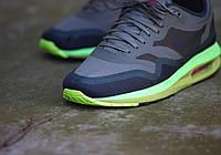 Кроссовки Nike Air Max Lunar1 WR Iron Green