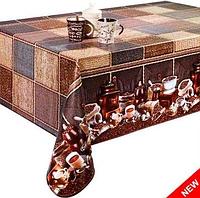 Клеенка на стол Аромат Кофе