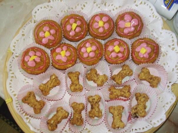 Печенье, бисквиты, крекеры для собак