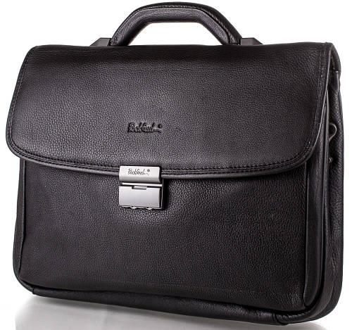 Классический мужской кожаный портфель ROCKFELD (РОКФЕЛД) DS03-020710