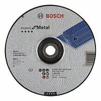 Отрезные прямые круги по металлу 230х2.5 мм вогнутый 2608600225