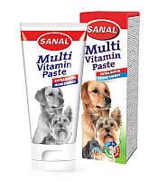Sanal 100г - мультивитаминный паста для собак (SD5100)