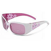 Очки детские Maui SG-K03 оправа белый/розовый, линзы розовые (ST)