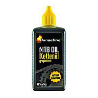 Смазка для цепи Hanseline MTB-Oil, 125 мл (графитная) (ST)