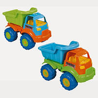 Грузовик игрушечный подарочный с экологически чистого пластика PILSAN