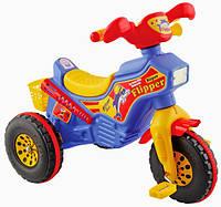 Велосипед детский 3-х колесный Флипер с гудком PILSAN