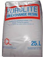 Фильтрующая загрузка (ионообменная смола) PUROLITE C100E. Умягчитель воды.