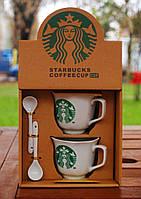 Набор кофейных чашек Starbucks 2011