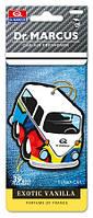 Ароматизатор воздуха в салон авто  Funky Car Exotic vanilla