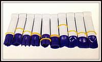 Набор щипцов с зубчиками  для декора края торта из мастики  большие