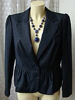 Пиджак жакет женский модный элегантный офис бренд Papaya р.50 4457