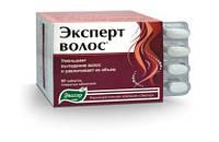 ЭКСПЕРТ ВОЛОС Эвалар - натуральное комплексное средство для оздоровления и укрепления волос, 60 табл.