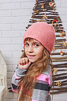 Шапка для девочки зимняя , фото 1
